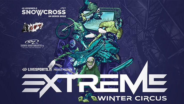 Extreme Winter Circus