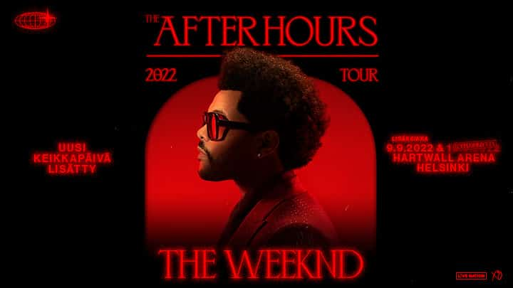 The Weeknd 2022